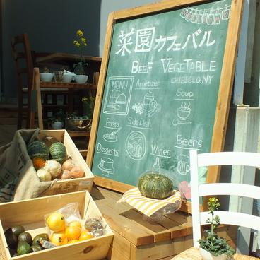 菜園カフェバル Beef&Vegetable ChibiCloの雰囲気1
