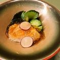 板長自ら仕入れる新鮮食材を職人技光る料理でおもてなし・・・