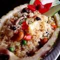 料理メニュー写真khao pad (タイ風焼飯)