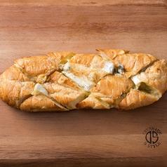 料理メニュー写真クロックケーク クワトロチーズ