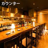 博多もつ鍋と博多水炊き なぎの木 青山店の雰囲気3