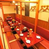 中華食べ放題 無敵刀削麺酒家 八重洲京橋店の雰囲気3