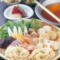 【最後に…】うどんすき鍋やお鍋の〆、冷やなど、お好みでお召し上がり下さい★
