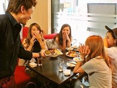 CAFE BAR KINGYO 熊本の雰囲気1