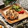 料理メニュー写真若鶏のステーキ