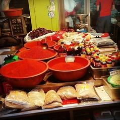 韓国dining ハルモニのパンチャンの写真