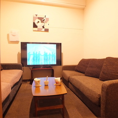 The second room cafeの雰囲気2