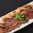 お肉料理も充実♪海鮮を使用したお料理はもちろん、がっつり食べたい方にもおすすめの肉料理をご用意しております☆