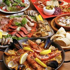 hoopla spanish style フープラ スパニッシュ スタイルのおすすめ料理1
