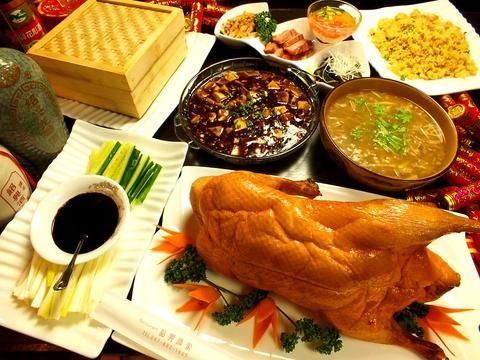 中華料理一筋24年のシェフが腕を振るう本格中華をリーズナブルに!ランチも好評です♪