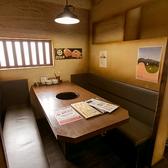 焼肉 犇屋 ひしめきや 伊丹店の雰囲気2