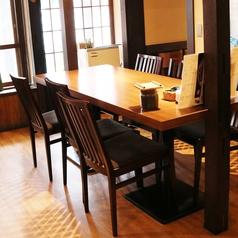 【テーブル席】6名様用のテーブル席★女子会・仲間同士の飲み会などに最適◎