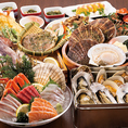 一流の職人がさばいた鮮魚をご堪能あれ!