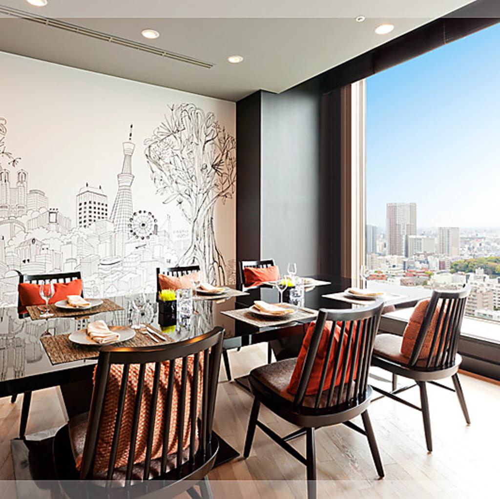 restaurant CELLY with SKY BAR  品川 (レストランチェリー ウィズ スカイバー)|店舗イメージ2