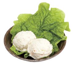 料理メニュー写真ポテトサラダ/キムポテトサラダ