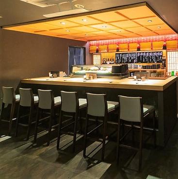 寿司と酒 十六夜の雰囲気1