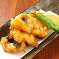 料理メニュー写真ウツボの唐揚げ