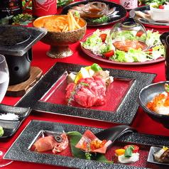 アキビック akivic AQUARIUM DININGのコース写真