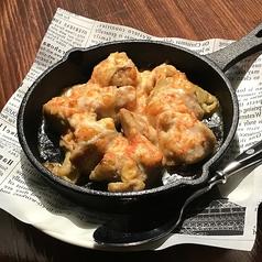 チキンの明太チーズ焼き