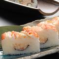 料理メニュー写真かに寿司