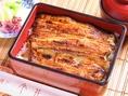 ふっくらした国産鰻丼がお愉しみいただけるお手ごろコースもご用意!