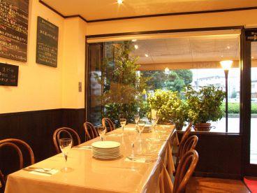 ブラマソーレ イタリア料理の雰囲気1