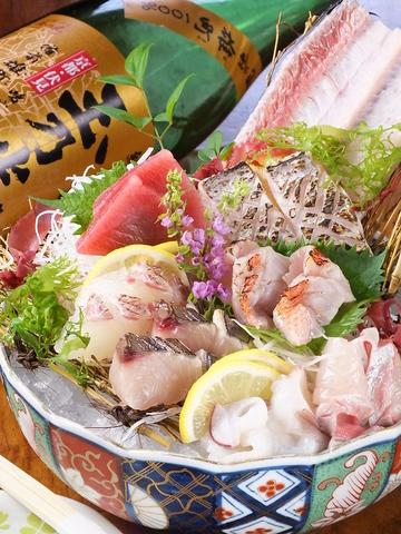 寿司・割烹 たから本店