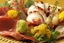 三陸の海産物のイメージ写真
