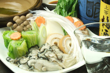 かき料理のイメージ写真