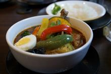 スープカレーのイメージ写真