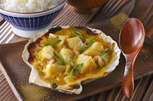 貝焼き味噌のイメージ写真