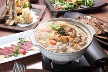 愛媛の名物料理のイメージ写真