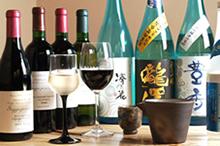 地酒・地ワインのイメージ写真