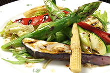 高原野菜、山菜、きのこのイメージ写真