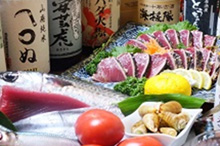 高知特選食材・地酒のイメージ写真