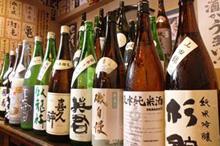 静岡の地酒が楽しめるお店のイメージ写真