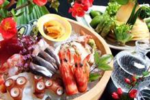 遠州灘・駿河湾の海鮮料理が楽しめるお店のイメージ写真