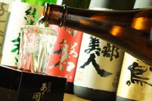 岩手の地酒・地ビールのイメージ写真
