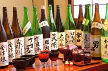 福島県の地酒のイメージ写真