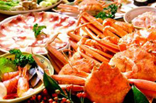 北陸産直の魚介・蟹料理のイメージ写真