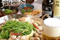 1000円台の飲み放題付コースのイメージ画像