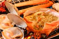 ふぐ・蟹・牡蠣など冬の絶品料理のイメージ画像