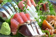 サンマ・戻りガツオ・・・旬の魚を堪能するのイメージ画像