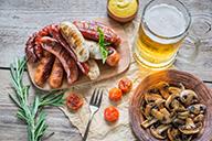 ビアホール・ビアレストランで美味しいビールを乾杯!のイメージ画像