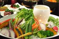 体にやさしい野菜が食べたい!のイメージ画像