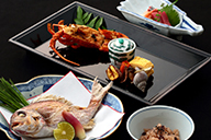 結納・顔合わせ食事会・慶事にのイメージ画像