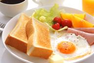 朝ごはんメニューがあるお店のイメージ画像