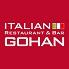 ITALIAN RESTAURANT&BAR GOHANのロゴ