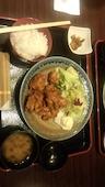 にじゅうまる NIJYU-MARU 川越店の山盛り唐揚げ定食の写真