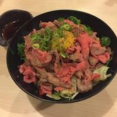 レストラン グドラックのてりたま丼の写真